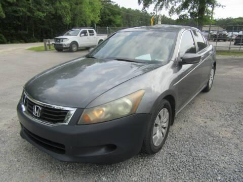 2008 Honda Accord for sale at Bullet Motors Charleston Area in Summerville SC
