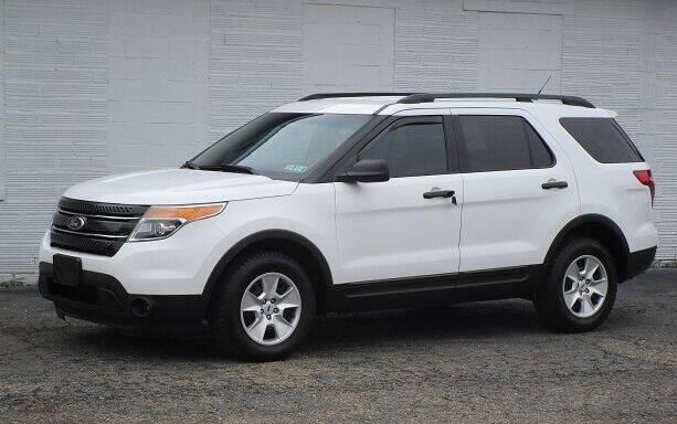 2014 Ford Explorer for sale at Kohmann Motors & Mowers in Minerva OH