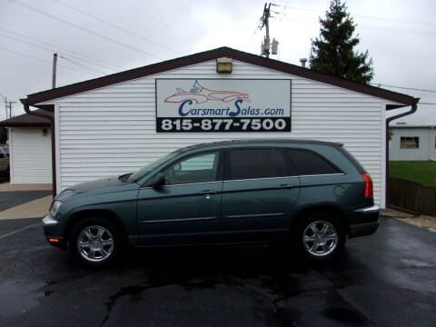 2006 Chrysler Pacifica for sale at CARSMART SALES INC in Loves Park IL