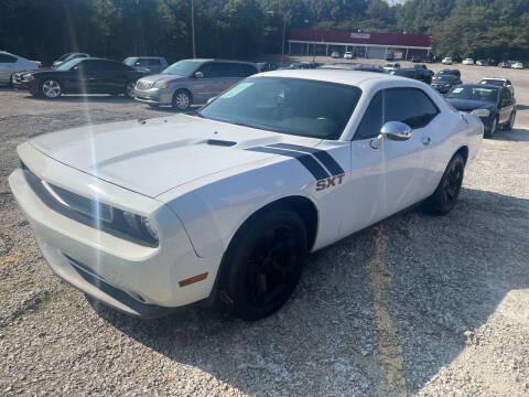 2014 Dodge Challenger for sale at Certified Motors LLC in Mableton GA