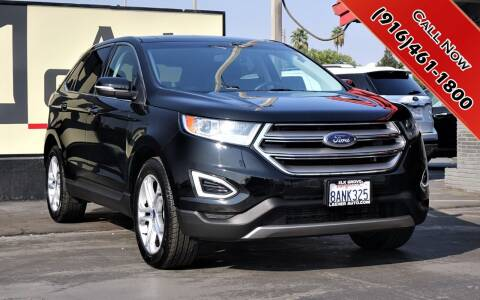 2018 Ford Edge for sale at H1 Auto Group in Sacramento CA