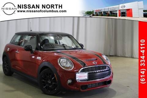 2015 MINI Hardtop 2 Door for sale at Auto Center of Columbus in Columbus OH