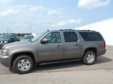 2012 Chevrolet Suburban for sale at Salmon Automotive Inc. in Tracy MN