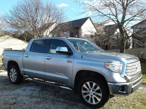 2015 Toyota Tundra for sale at Heartbeat Used Cars & Trucks in Harrison Twp MI