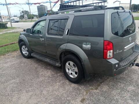 2007 Nissan Pathfinder for sale at Jerry Allen Motor Co in Beaumont TX