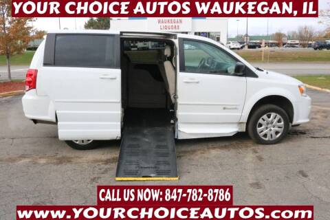 2015 Dodge Grand Caravan for sale at Your Choice Autos - Waukegan in Waukegan IL
