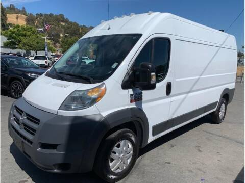 2016 RAM ProMaster Cargo for sale at AutoDeals in Hayward CA