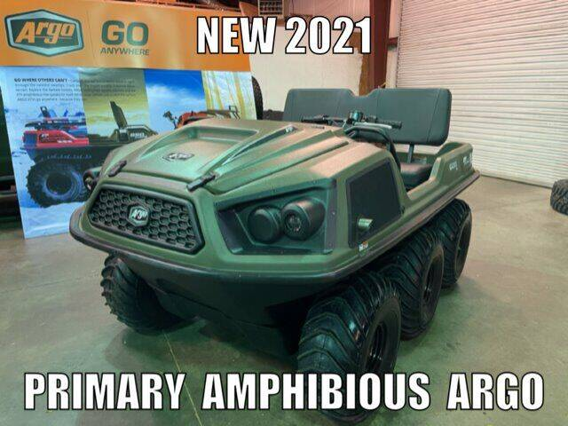 2021 Argo Frontier 6x6 600 for sale at Primary Auto Group in Dawsonville GA