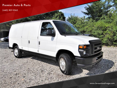 2011 Ford E-Series Cargo for sale at Premier Auto & Parts in Elyria OH