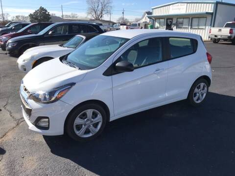 2019 Chevrolet Spark for sale at Westok Auto Leasing in Weatherford OK