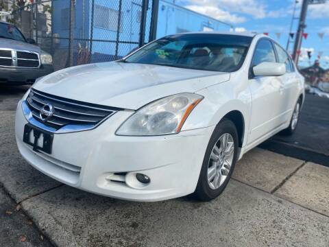 2012 Nissan Altima for sale at GW MOTORS in Newark NJ