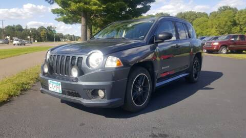 2007 Jeep Compass for sale at Shores Auto in Lakeland Shores MN