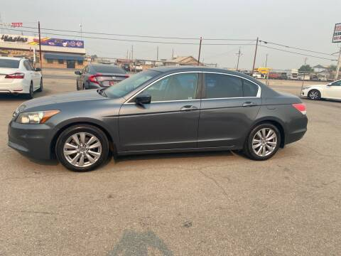 2012 Honda Accord for sale at First Choice Auto Sales in Bakersfield CA