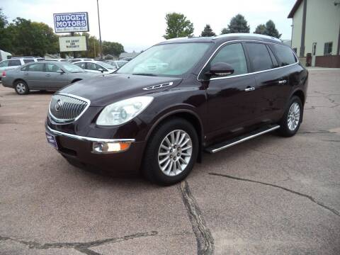 2009 Buick Enclave for sale at Budget Motors - Budget Acceptance in Sioux City IA