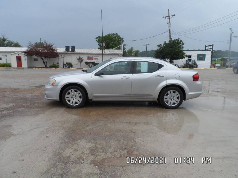 2011 Dodge Avenger for sale at Town and Country Motors in Warsaw MO