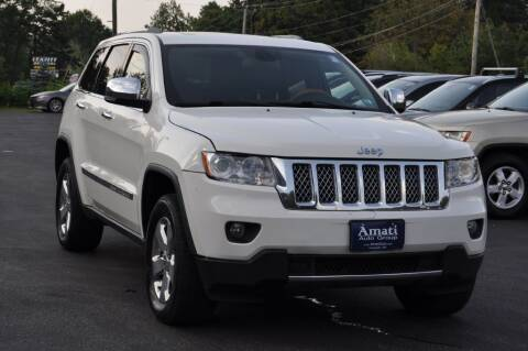 2011 Jeep Grand Cherokee for sale at Amati Auto Group in Hooksett NH