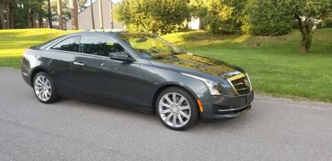 2017 Cadillac ATS for sale at Classic Motor Sports in Merrimack NH