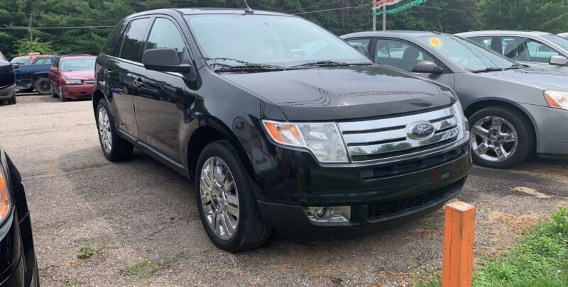 2008 Ford Edge for sale at CARS R US in Caro MI