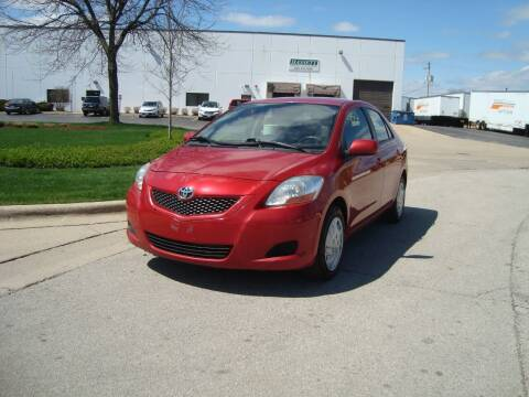 2010 Toyota Yaris for sale at ARIANA MOTORS INC in Addison IL