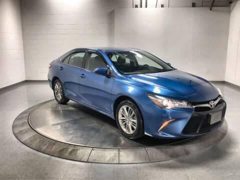 2017 Toyota Camry for sale at CU Carfinders in Norcross GA