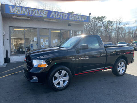 2012 RAM Ram Pickup 1500 for sale at Vantage Auto Group in Brick NJ