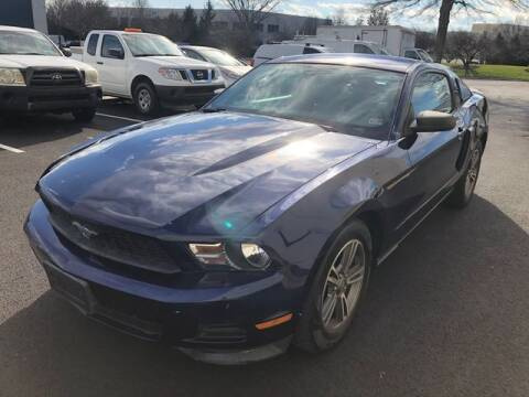 2011 Ford Mustang for sale at SEIZED LUXURY VEHICLES LLC in Sterling VA