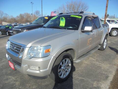 2007 Ford Explorer Sport Trac for sale at Century Auto Sales LLC in Appleton WI