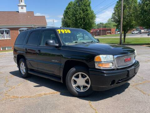 2005 GMC Yukon for sale at Mike's Wholesale Cars in Newton NC