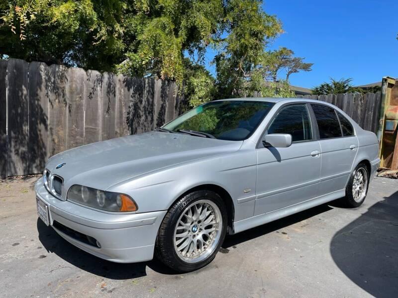 2003 BMW 5 Series for sale at Dodi Auto Sales in Monterey CA