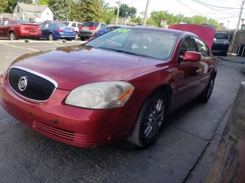 2008 Buick Lucerne for sale at DALE'S AUTO INC in Mount Clemens MI