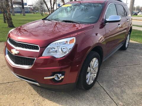 2011 Chevrolet Equinox for sale at Cars To Go in Lafayette IN