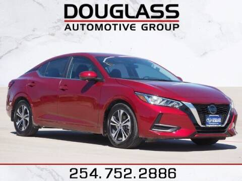 2020 Nissan Sentra for sale at Douglass Automotive Group - Douglas Subaru in Waco TX