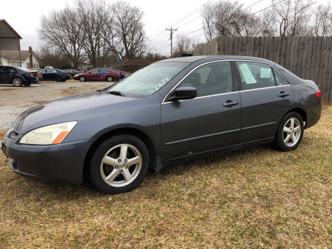2005 Honda Accord for sale at Davie County Motors in Mocksville NC