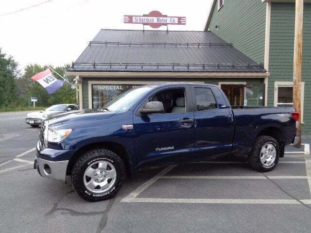 2013 Toyota Tundra for sale at SCHURMAN MOTOR COMPANY in Lancaster NH