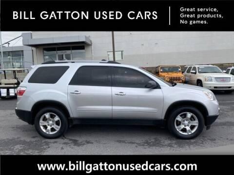 2011 GMC Acadia for sale at Bill Gatton Used Cars in Johnson City TN