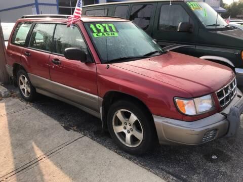1998 Subaru Forester for sale at Klein on Vine in Cincinnati OH