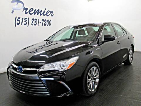 2017 Toyota Camry Hybrid for sale at Premier Automotive Group in Milford OH