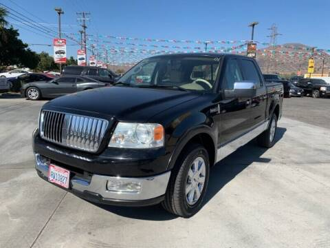 2006 Lincoln Mark LT for sale at Los Compadres Auto Sales in Riverside CA