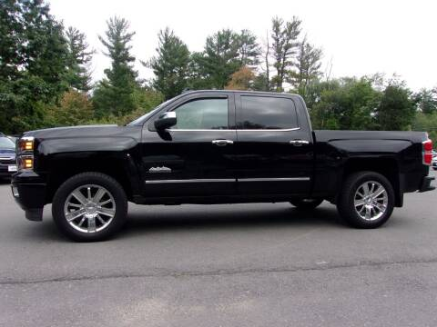 2015 Chevrolet Silverado 1500 for sale at Mark's Discount Truck & Auto in Londonderry NH