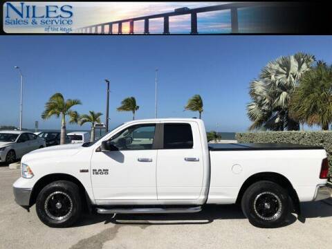 2017 RAM Ram Pickup 1500 for sale at Niles Sales and Service in Key West FL
