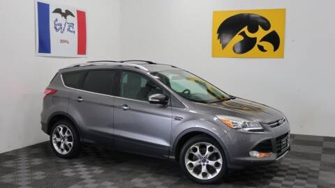2013 Ford Escape for sale at Carousel Auto Group in Iowa City IA