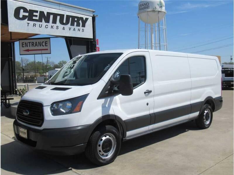2016 Ford Transit Cargo for sale at CENTURY TRUCKS & VANS in Grand Prairie TX