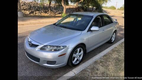 2006 Mazda MAZDA6 for sale at Noble Motors in Tucson AZ