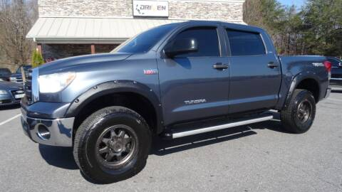 2010 Toyota Tundra for sale at Driven Pre-Owned in Lenoir NC
