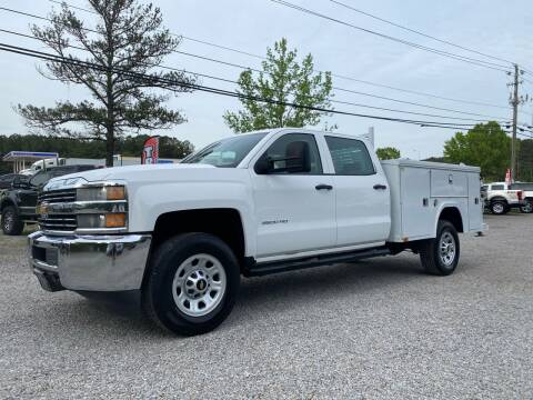 2015 Chevrolet Silverado 3500HD for sale at 216 Auto Sales in Mc Calla AL