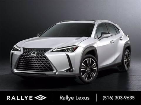 2021 Lexus UX 250h for sale at RALLYE LEXUS in Glen Cove NY