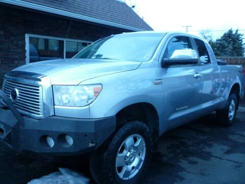 2010 Toyota Tundra for sale at Sindibad Auto Sale, LLC in Englewood CO