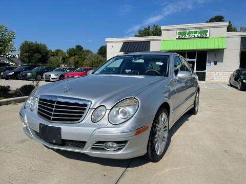 2008 Mercedes-Benz E-Class for sale at Cross Motor Group in Rock Hill SC