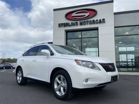 2011 Lexus RX 350 for sale at Sterling Motorcar in Ephrata PA