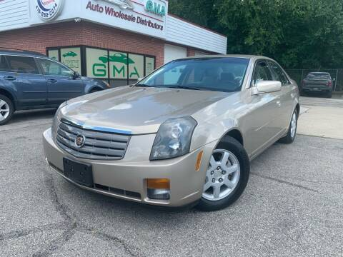 2005 Cadillac CTS for sale at GMA Automotive Wholesale in Toledo OH